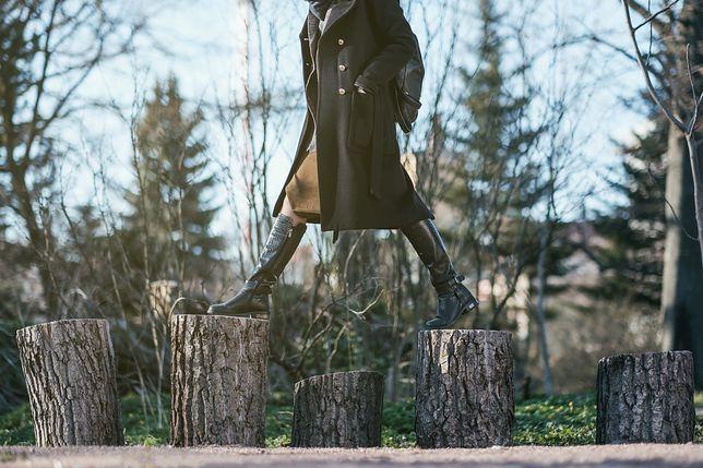 Klasyczne oficerki to doskonałe buty na jesień i zimę