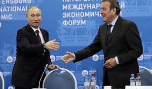 Koronawirus. Niemcy. Gerhard Schroeder: bzdurne sankcje na Rosję muszą zniknąć