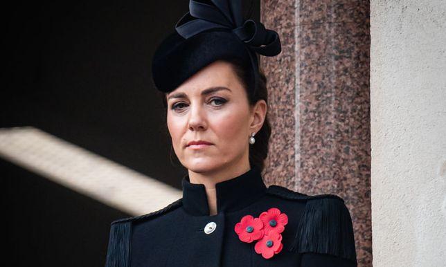 Kate Middleton nie była szczęśliwa w szkole.
