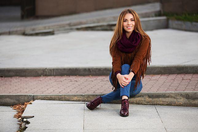 Sukienki, żakiety, torebki i buty – zamsz to świetny materiał na jesień