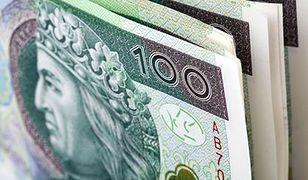 Złoty osłabił się wobec głównych walut