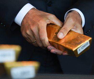 NBP zarabia na złocie. Podwojenie polskich rezerw przyniosło rekordowe zyski