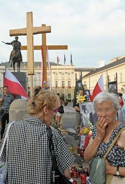 Czy Franz Maurer wie, gdzie jest krzyż?