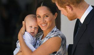 Harry i Meghan są rodzicami 4-miesięcznego Archiego