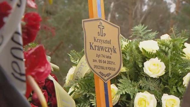 Epitafium Krzysztofa Krawczyka.