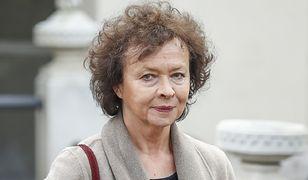 Joanna Szczepkowska wytoczyła sprawę TVN. Do dziś ponosi tego konsekwencje