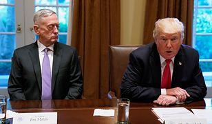 """Trump odgryza się odchodzącym generałom. """"Sojusznicy nas wykorzystują"""""""