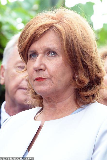 Ewa Ziętek we wrześniu 2018 roku