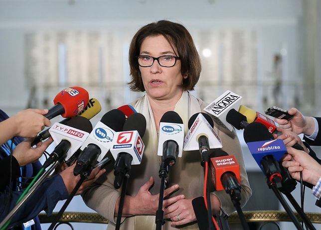 "Beata Mazurek aka ""Złotousta"""