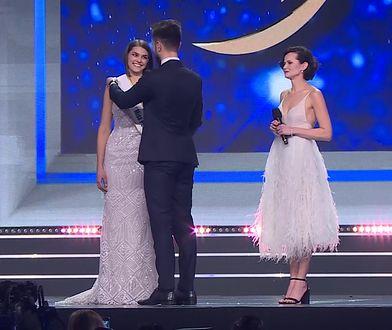 Miss Polski Wirtualnej Polski. Nagrodę wręczyła Paulina Gumowska