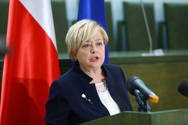Wyrok TSUE. Małgorzata Gersdorf: kluczowy dla polskiego sądownictwa