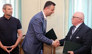 Szef śląskiego PSL Stanisław Dąbrowa odchodzi z partii. Problemem Kukiz'15