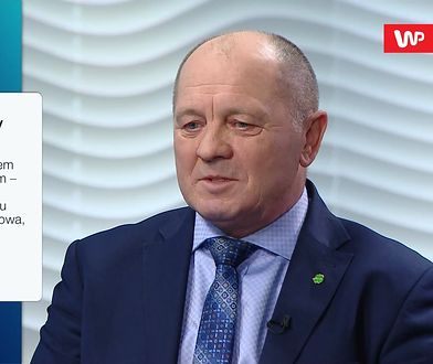 Marek Sawicki strofuje Stanisława Dąbrowę. Odszedł z PSL przez Kukiza?