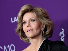 Jane Fonda to jedna z najbardziej znanych aktorek Hollywood