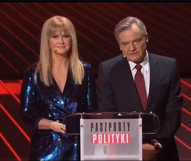 """Paszporty """"Polityki"""": na gali wręczenia nagród nie zabrakło nawiązań do aktualnej sytuacji politycznej"""
