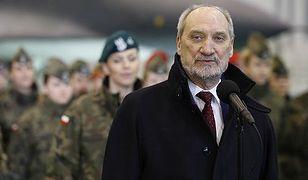 Szef MON chce utworzyć na Świętym Krzyżu sanktuarium Wojska Polskiego