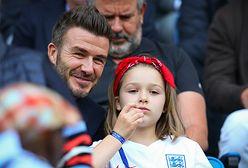 Harper Beckham reklamuje ubrania własnej mamy. Jeden dodatek przykuwa uwagę