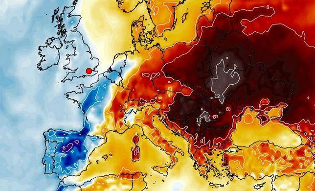 Pogoda. Październik z niewiarygodnymi temperaturami