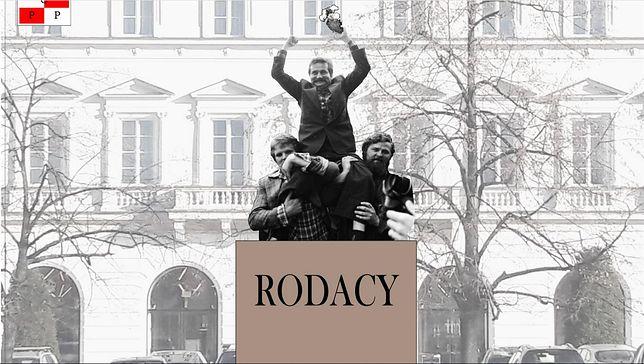 Wstępny projekt pomnika Lecha Wałęsy