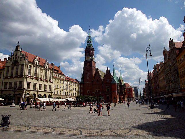 Wrocław w 2016 r. Europejską Stolicą Kultury. Wkrótce ceremonia otwarcia