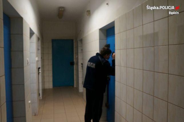 Śląskie. Najbliższe trzy miesiące spędzi w areszcie 30-letni sprawca napadu na policjantów w Będzinie.