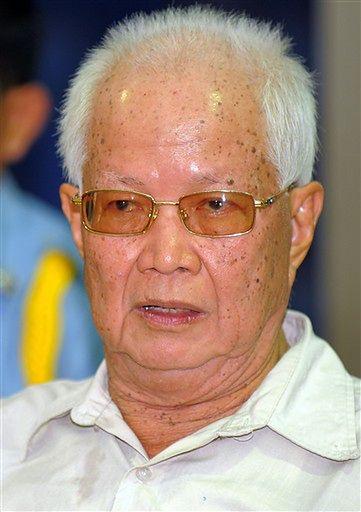 Szef państwa Czerwonych Khmerów skazany