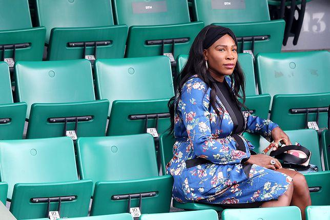 Serena Williams chciałaby poświęcić córce więcej czasu