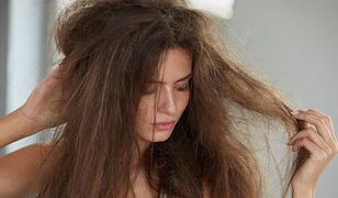 Sposoby na przesuszone włosy