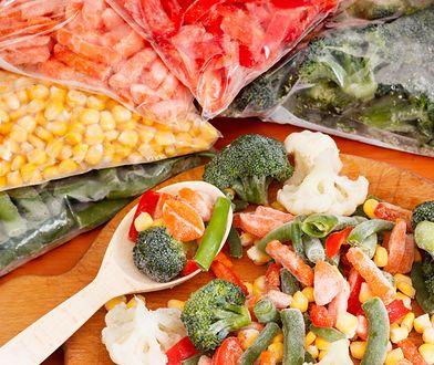 Mrożonki są idealną alternatywą dla owoców i warzyw poza sezonem.
