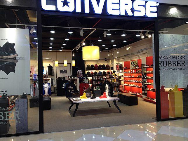 Converse otwiera w Warszawie unikalny sklep