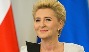 Agata Duda wzięła udział w tegorocznych Światowych Dniach Młodzieży