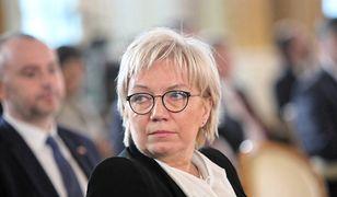 """Aborcja w Polsce. Julia Przyłębska: """"Trybunał nie odebrał kobietom ani praw, ani godności"""""""