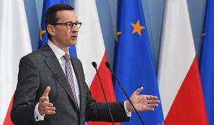 """Koronawirus. Mateusz Morawiecki przed Radą Europejską chce """"nowego Planu Marshalla"""""""