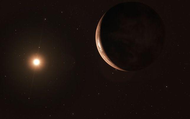 Gwiazda Barnarda jest najbliższą gwiazdą pojedynczą