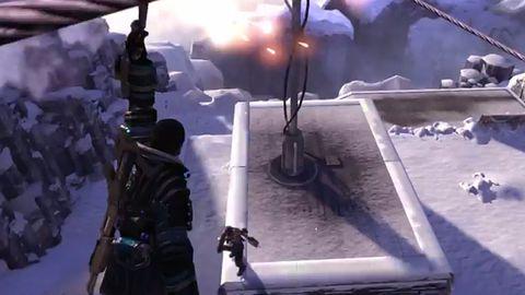 W Lost Planet 3 postrzelamy nie tylko do robali