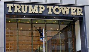 Trump Tower na Manhattanie