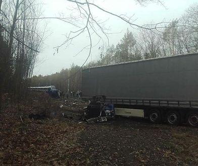 Tragedia na przejeździe kolejowym w Nowej Schodni koło Ozimka