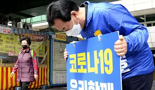Skandal w Korei. Sąsiedzi donieśli, że Polak zakażony koronawirusem chodził po ulicach Seulu