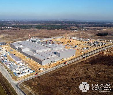 Dąbrowa Górnicza. Będą miejsca pracy. Koreańczycy rozbudują fabrykę