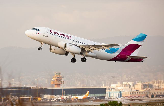 Eurowings zmienia zasady. Będzie taniej