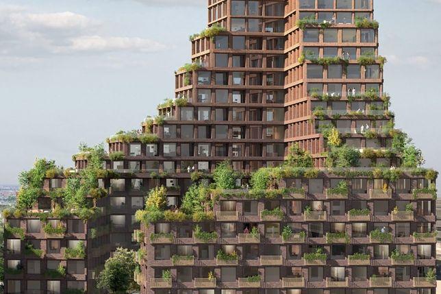 Powstanie wieżowiec ze śmieci. Niezwykły ekoprojekt