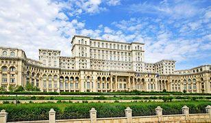 Atrakcje Rumunii - Pałac Parlamentu w Bukareszcie