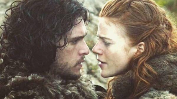 Gra o tron sezon 3, odcinek 5: Pocałowana przez ogień (Kissed by fire)