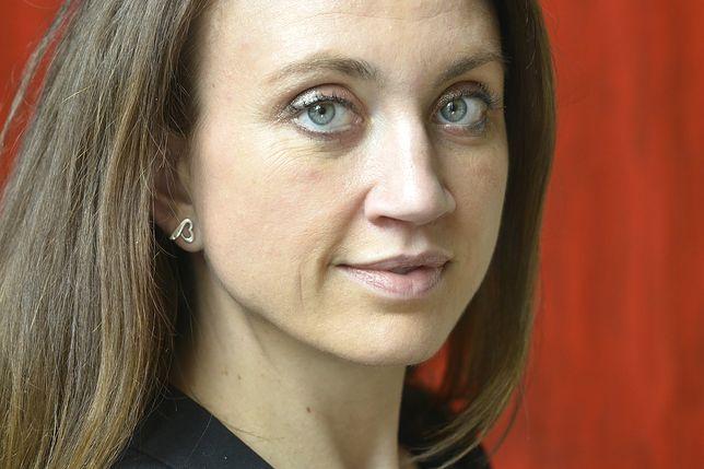 Camilla Läckberg w Prologu: kobiety muszą wziąć odpowiedzialność za swoje życie