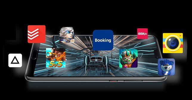 Huawei inwestuje we własny sklep z aplikacjami i startuje z wysokiego C