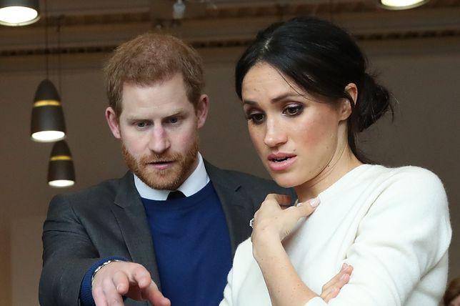 Meghan Markle i książę Harry zatrudnili trzecią nianię. Jest z nimi na wakacjach
