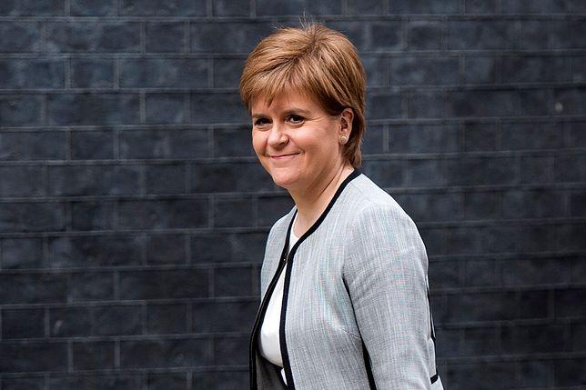 Premier Szkocji i liderka Szkockiej Partii Narodowej