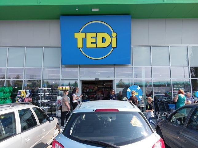 Otwarcie TEDi w Dąbrowie Górniczej. Sprawdziliśmy, jak wygląda pierwszy sklep tej sieci w Polsce