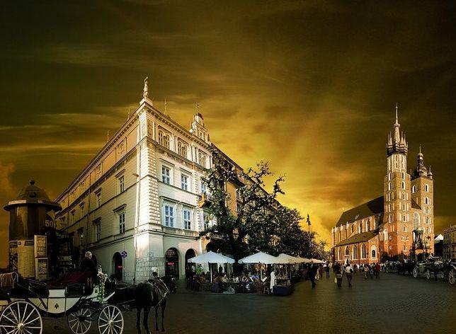 Bonerowski Palace, Kraków