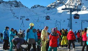 Największa w Alpach kolejka gondolowa już działa. Turyści zachwyceni